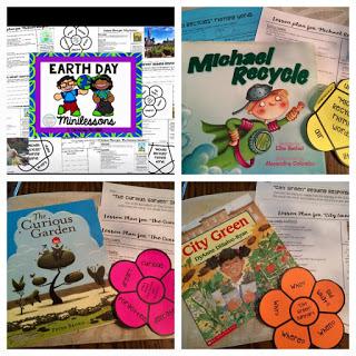 https://www.teacherspayteachers.com/Product/Earth-Day-minilesson-pack-2495018
