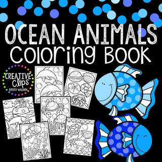 https://www.teacherspayteachers.com/Product/FREE-Ocean-Animals-Coloring-Book-Made-by-Creative-Clips-Clipart-2544956